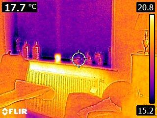 Warmtebeeldcamera beschikbaar 18 jan – 6 febr 2021