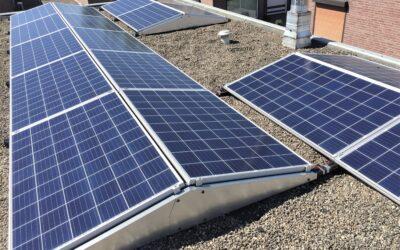 Investeer in eigen zonnepanelen: een aanbieding
